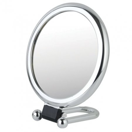 HM-330 (일반경+확대경)양면원형손거울/접이식거울