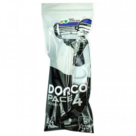 도루코 면도기 페이스4 휴대용 1P 쉐이빙 수염