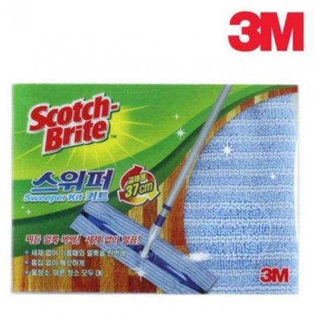 3M 스위퍼키트 초 극세사 청소포