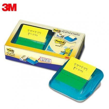 3M 포스트잇 팝업 디스펜서 팩(리필 3패드) C-4214 메