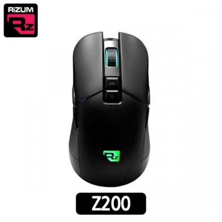 유선 게이밍 마우스 (Z200) (블랙)