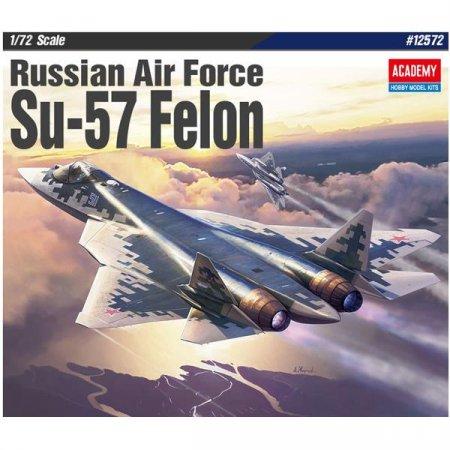 (아카데미과학) 러시아공군 SU-57 펠론 1_72 12572