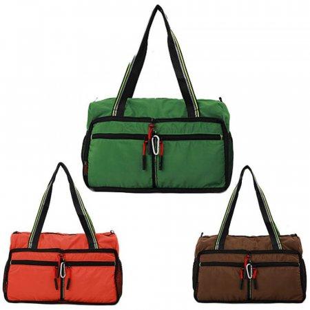 휴대용 인기 손가방 접는 보조 가방 여행 쇼퍼백
