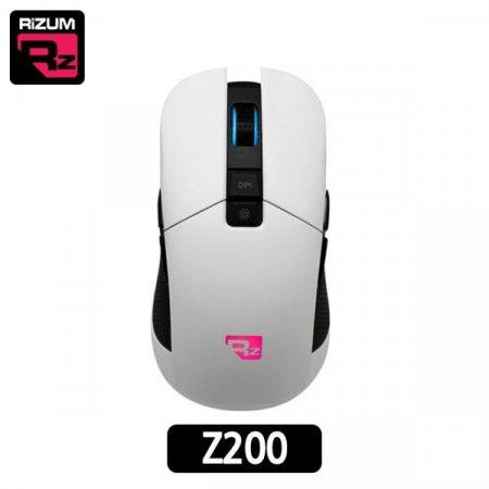 유선 게이밍 마우스 (Z200) (화이트)