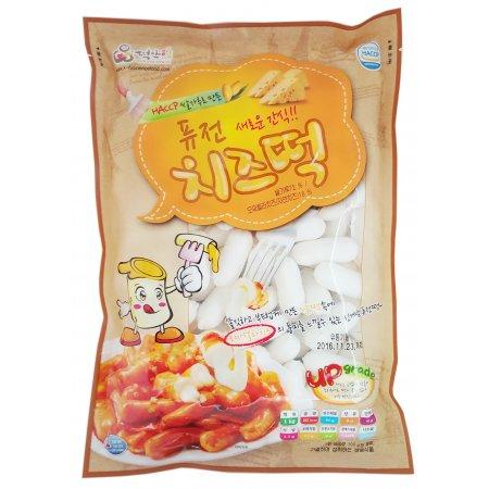 가공식품 냉동 퓨전 치즈떡 떡뽁이떡 1kg 4봉지 떡안애 요리