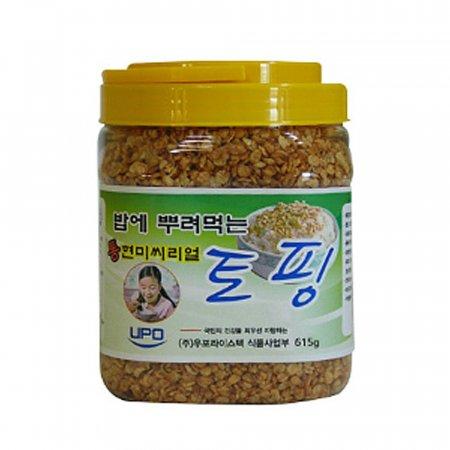 통현미 씨리얼 영양만점 건강간식 토핑 대용량