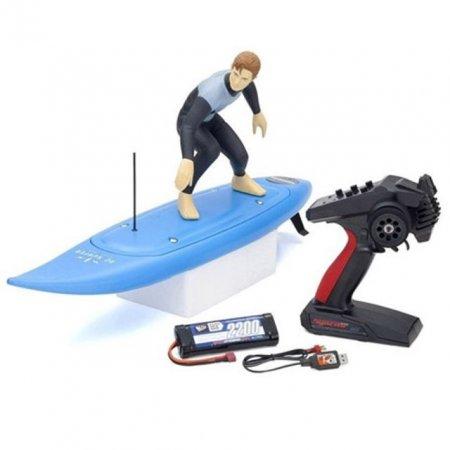 kyosho RC서퍼 무선조종 완구 RC SURFER4 블루