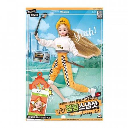 패션 구관 미미 점핑스냅샷 인형 놀이 장난감