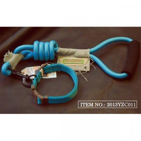 터치독 목줄세트 2013YZC011(7mm)