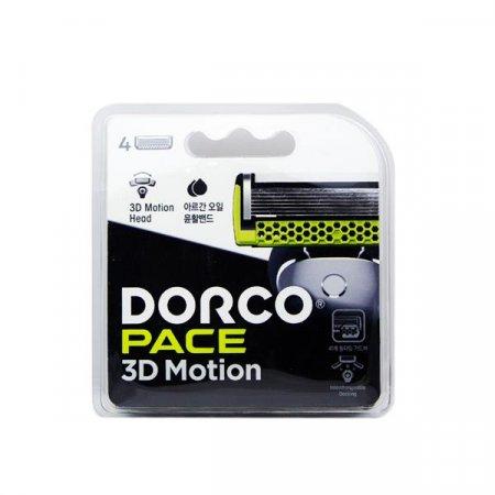 BTM 도루코 페이스 3D 모션 면도날 4개