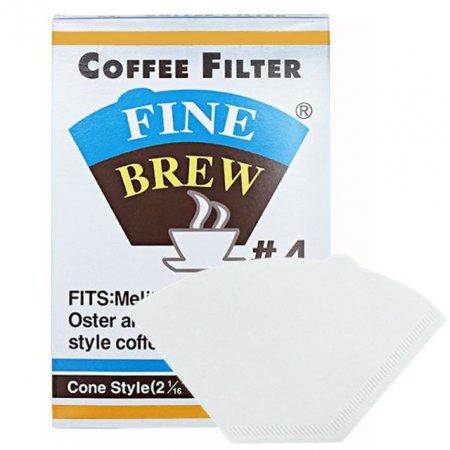 화인브루 커피필터 대 40개입