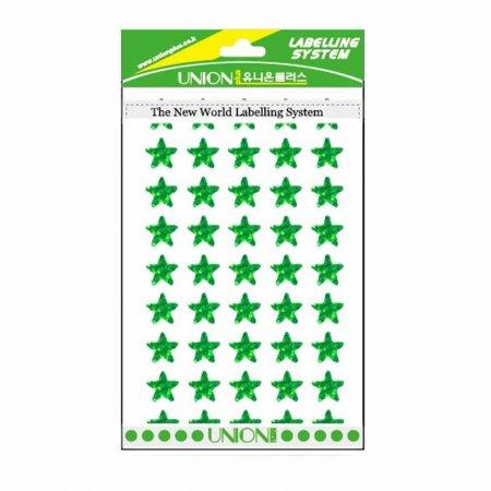 별스티커(315-2/녹색)H353