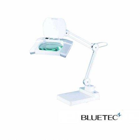 블루텍 LED 조명확대경 5배율 스탠드형 BD-L5