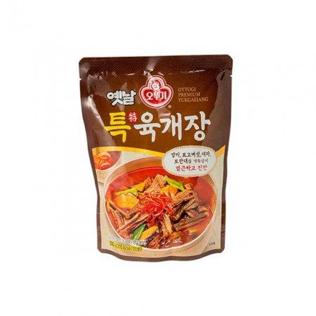 오뚜기 옛날특육개장500g