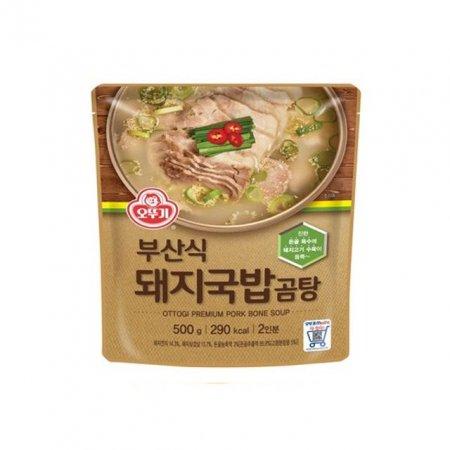 오뚜기 부산식돼지국밥곰탕500g