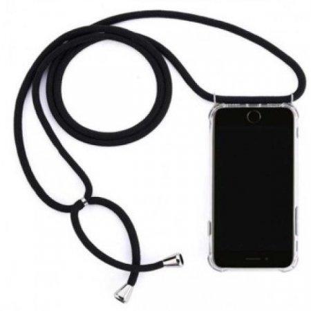 범퍼 엣지 TPU 로프 케이스 블랙 아이폰 11