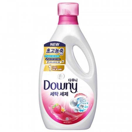 다우니 프리미엄 액체세탁세제 (핑크) 1L