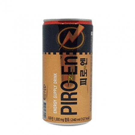 피로엔 에너지 음료 업소용 240ML 60캔