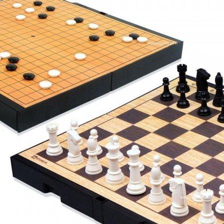 중형 자석 바둑+체스