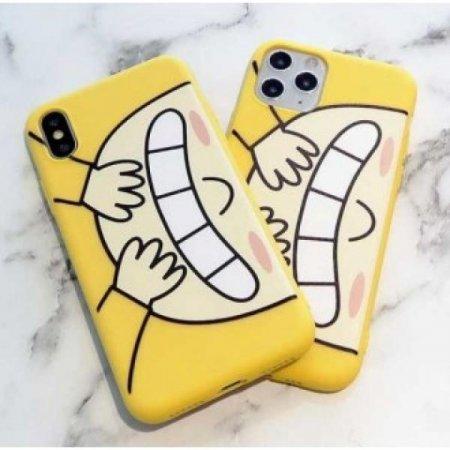키득 옐로우 TPU 케이스 아이폰 11 PRO MAX