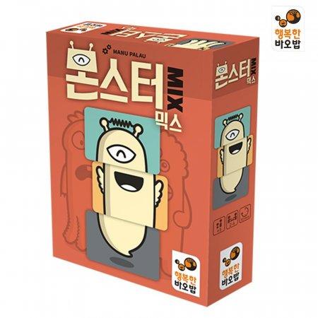 행복한바오밥 몬스터 믹스