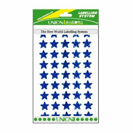 별스티커(315-2/청색)H353