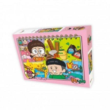 흔한남매 직소퍼즐 150피스 편의점 먹방