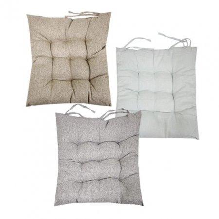 도톰 양면 방석 대 의자 사무실 겨울방석 의자패드