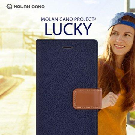 LG Q70 Q730 럭키 다이어리 케이스
