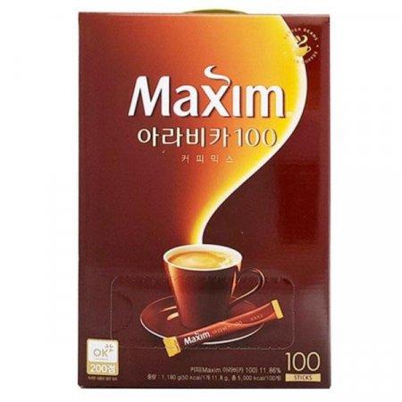 맥심 아라비카100 커피믹스 100개입 고급믹스커피