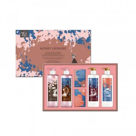 애경 오드리헵번 에디션 바디 헤어 명절 선물세트