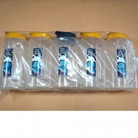 투웨이 광구물병 1.5L 5개 식수 주스 음료수보관
