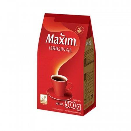 맥심 오리지날 커피 500g 알커피 사무실커피