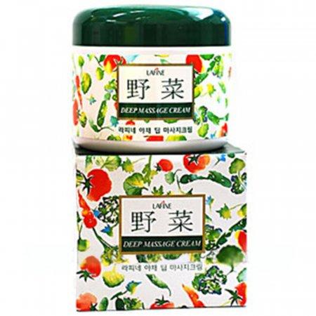 라미 라피네 야채 딥 마사지 크림 350g 피부 맛사지