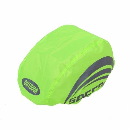 COV2 자전거 헬멧커버 1개 네온
