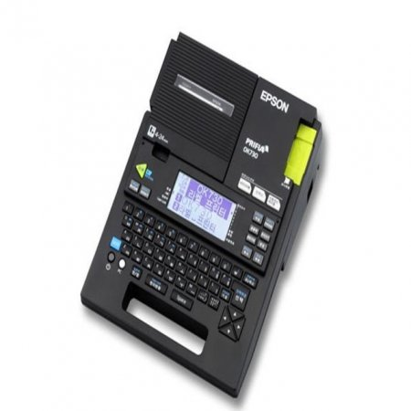 Epson OK-730 이동식 라벨프린터/감열방식/다색상라벨