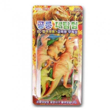 공룡 대탐험 어린이 장난감 인형 공룡 피규어 모형