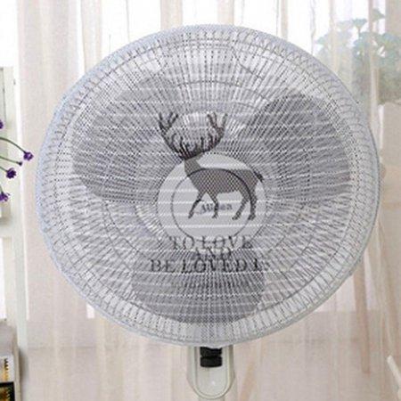 선풍기 안전망 사슴 선풍기커버 선풍기망 선풍기덮개