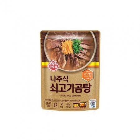 오뚜기 나주식 쇠고기 곰탕500g