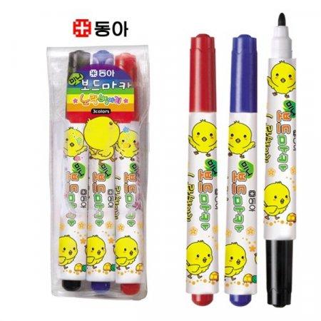 동아 미니보드마카3색