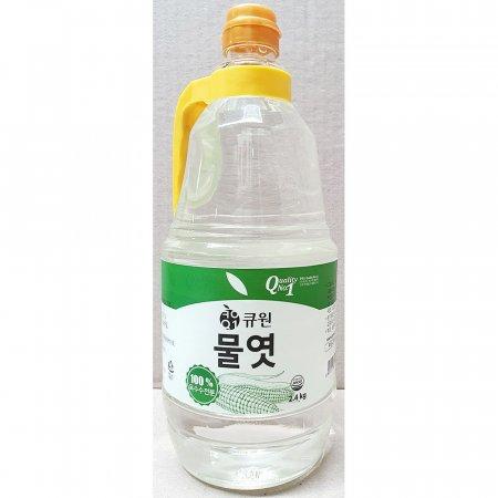물엿(큐원 2.4k) X6 식당 업체 주방 요리 식재료