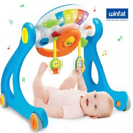 신체 소근육 발달 장난감 완구 아기 걸음마 체육관