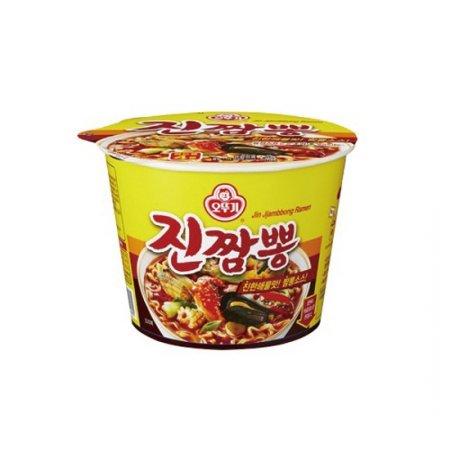[업체별도배송]진짬뽕 큰컵(115g*12개/BOX/오뚜기)