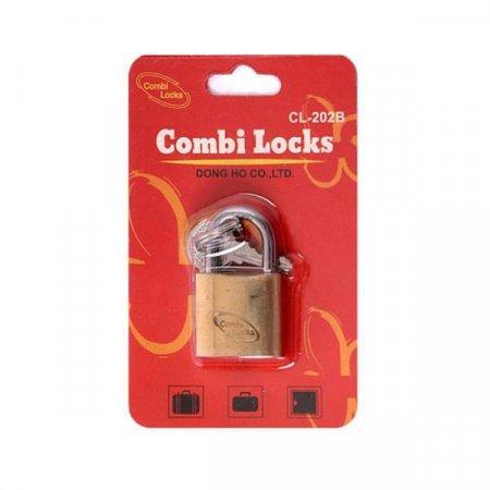 콤비락)자물쇠(CL-202B) 자물쇠