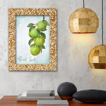 사과 풍수 그림 액자 돈들어오는 부자되는 1217Wvgd5