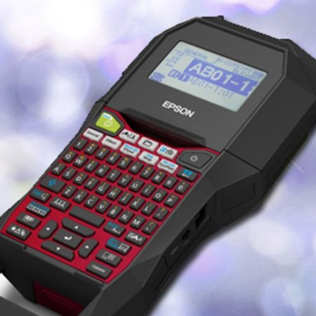 Epson LW-Z700/이동식 라벨프린터/PX테이프 전용