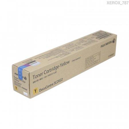 제록스 DocuCentre SC2022 노랑 정품토너 14000매