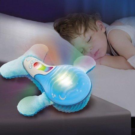 유아 휴대용 수유등 무드등 멜로디 아기 고래 수면등