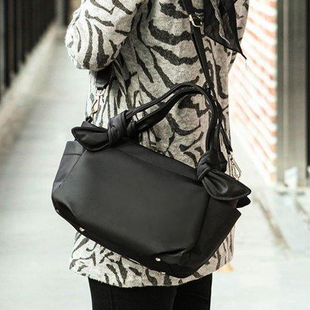 블랙- 멋스러운 여자 토드백 여성백 이쁜 디자인