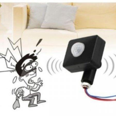 모션센서 자동 AC 85265V 보안 PIR 적외선 감지기 벽